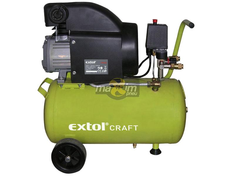 Extol CRAFT kompresor olejový, 1500W (418200) (Kompresory)
